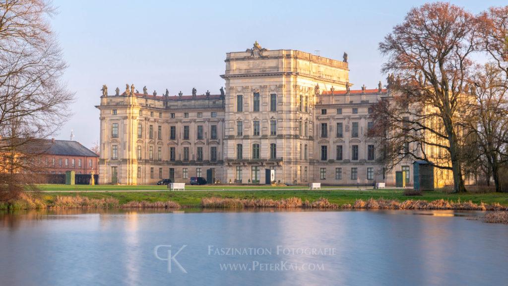 Mecklenburg Vorpommern - Schloss in Ludwigslust