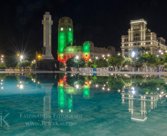Teneriffa - Santa Cruz - Plaza de España