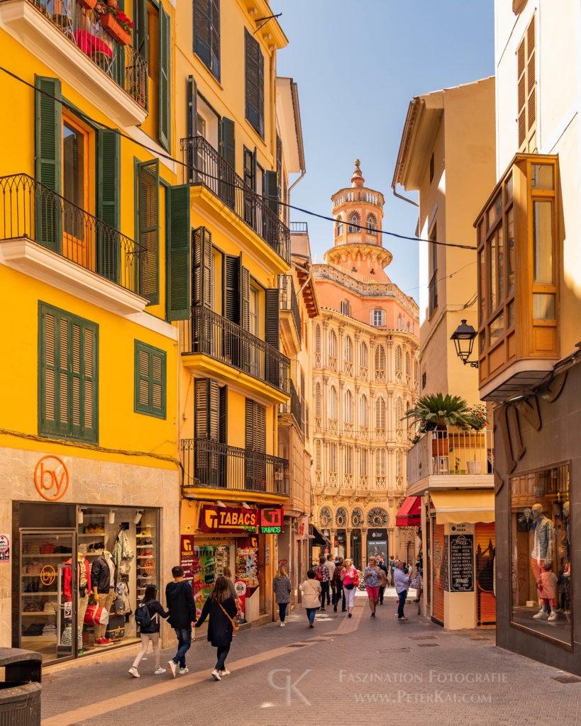 Mallorca – Palma de Mallorca - Altstadt