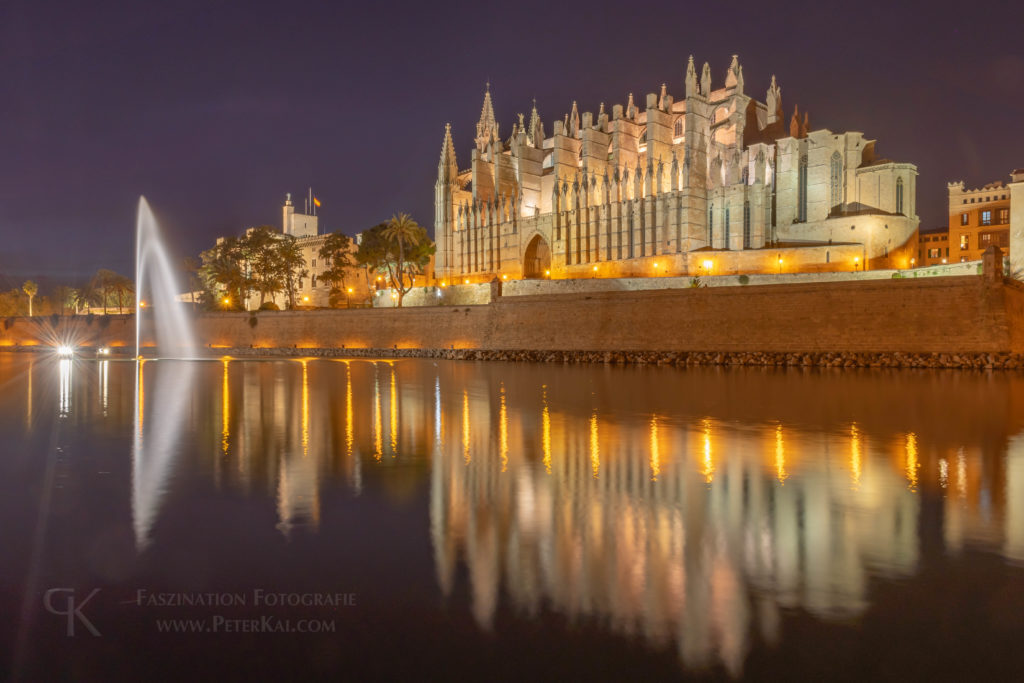 Mallorca – Palma de Mallorca - Catedral La Seu