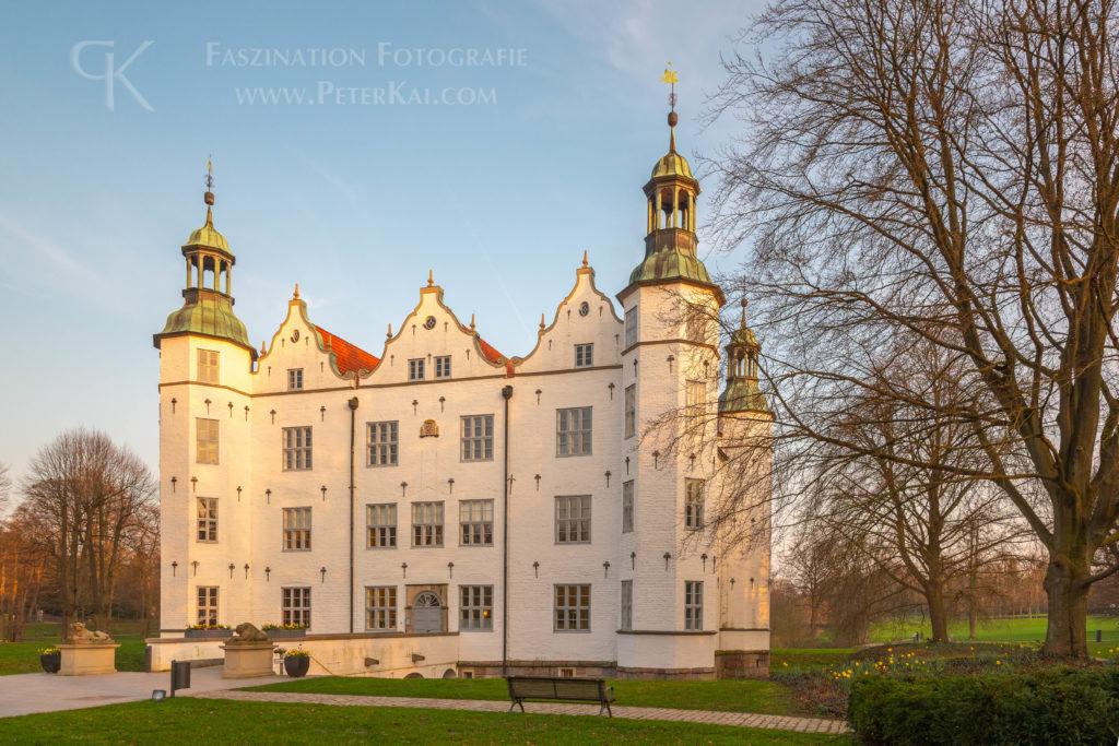 Schleswig Holstein - Schloss Ahrensburg