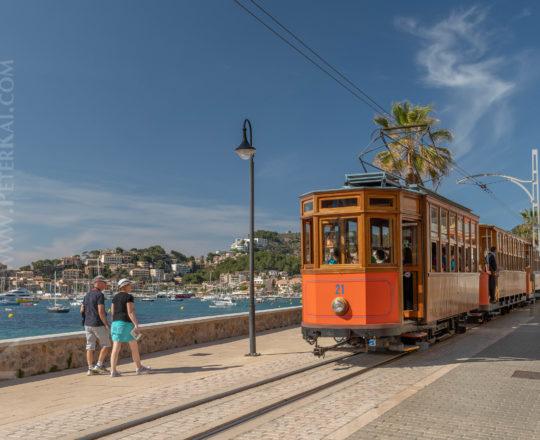 Mallorca - Port Sóller - Tram