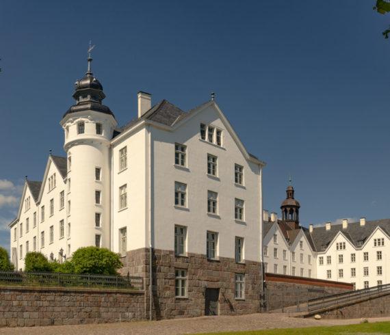 Schleswig-Holstein, Plön, Schloss, Großer Plöner See, Plöner See